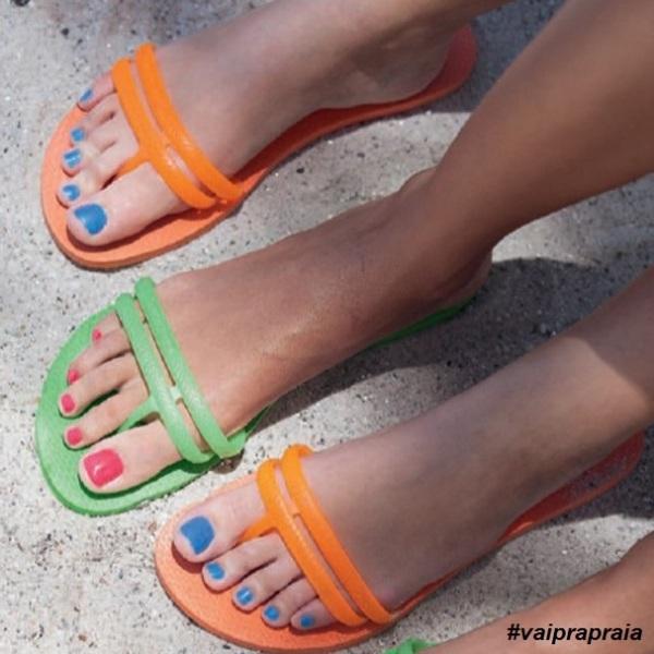 esmaltes do verão no blog Vai pra Praia!